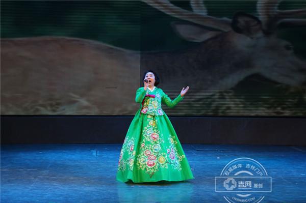 延边州在第五届吉林省残疾人艺术汇演中再获佳绩