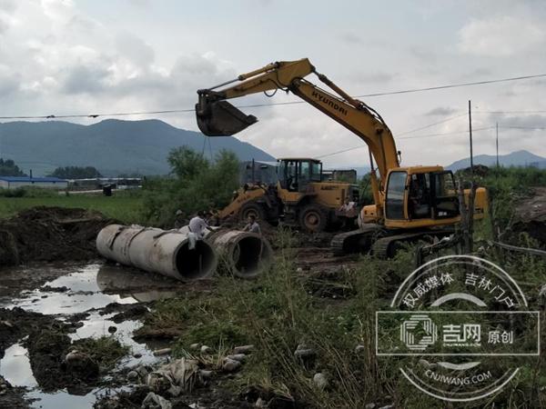 延边州国税局多方协调 为150多户村民铺设致富路