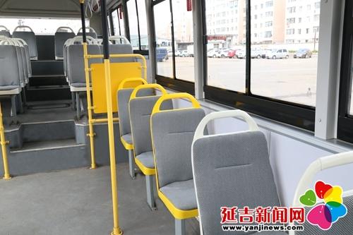 延吉新能源公交车上线试运营 感觉很棒!