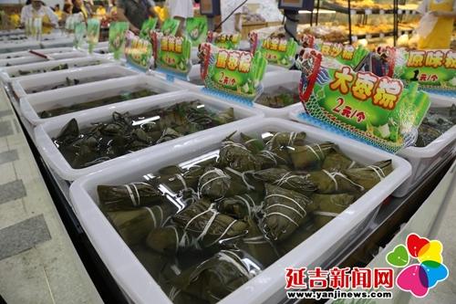"""端午节将至粽子成""""主角""""礼盒百元以下"""