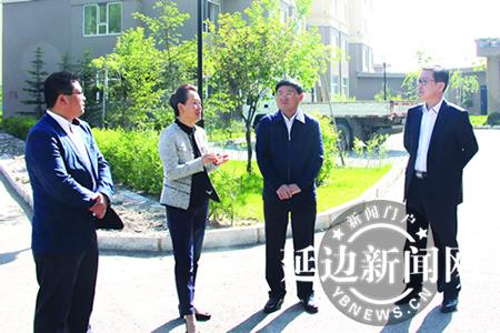 汪清县统筹共促 以党建助推人才工作