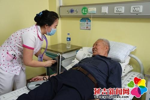 延吉市医院医改落地见效 健康福祉惠及于民